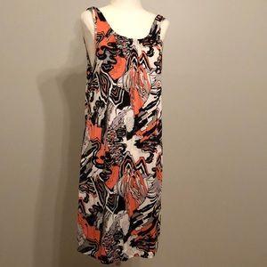 Silk Dress. GUC. Size M